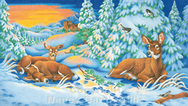 Animals Winter Sleep Sample content pg 2-3