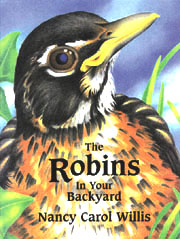 Cover from 'The Robins In Your Backyard'